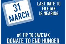Save Tax / Donate for Children Today.... SAVE Your TAX..... Hurry