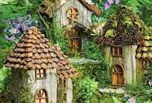 houses for fairy