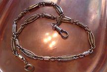 Victorian Watch Chains
