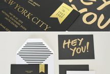 doodling / fonts / type / design / by Becca Aaker