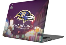 Super Bowl XLVII Champs Baltimore Ravens / by Skinit