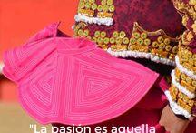 Frases Taurinas / Frases sobre pasión, tauromaquia, superación