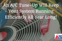 Air Conditioning / Everything you need to know to about a/c systems: maintenance, repairs, sales and more!
