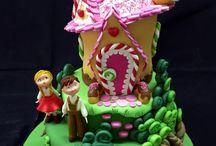 Cakes decorating