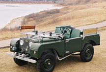 "Land Rover Series I 80"" / 1948 - 1958"