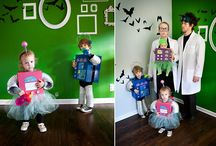 Halloween Costume Ideas / Family Costumes and ideas for future trick-or-treating adventures.