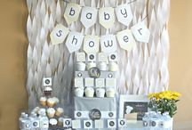 Baby Shower / Ideas for baby showers.