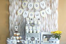 Baby Shower / by Jennifer Mejia