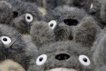 Mon voisin Totoro (et les autres)