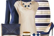 Fashion / Elegant smart outfits