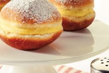Taarten, (klein) gebak en andere lekkernijen