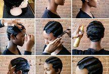Hair style / hair care