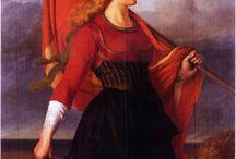 Female Artists / Künstlerinnen Malerinnen
