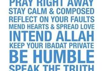 «ISLAMIC (Wise Words)