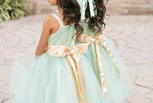 Flower Girl / Bridesmaid