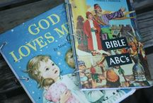 elementary-age children / Teaching elementary age kids to follow Jesus (grades K to 5)