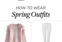 Moda amb texans blancs