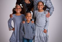Family Portraits - Studio