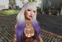 Second Life / Fashion blog!