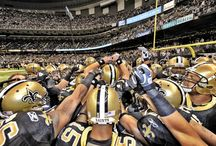 New Orleans Saints / by Shawn Wilson