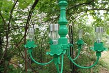 Solar lights for outdoors