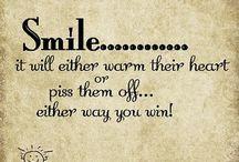 cytaty Smile