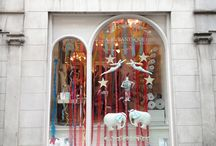 store windows / by Pat Stock