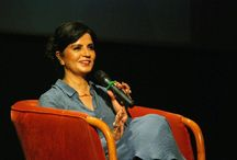 Masterclass with Fashion Designer, Neeta Lulla / The Masterclass with Neeta Lulla was attended by #WWIStudents from #Direction, #Producing and #Acting departments. While talking about costume designers for films, she shared insights on the types of fabrics and silhouettes that costume designers should take care of to be able to portray a character realistically. She also discussed on how directors and costume designers need to get a clarity on character sketch and story/script of the film, to be able to style the character.