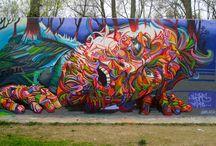 Grafitty e street art