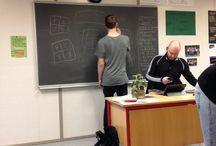 #9l uge 4 af Karoline / Lidt om dagligdagen for en herlig 9. klasse på Klostermarksskolen