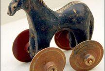 ceramic toys