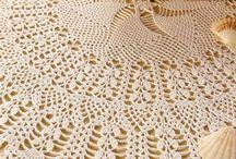 Só crochê toalhas, mantas / Artesanato lindos ,cute
