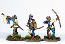 Medieval - miniatures