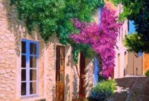 Provence FRANCIA / by margarita torres lopez