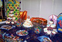 De todo para cumpleaños de niños