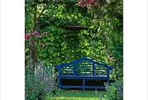 Formal gardens / French and English formal gardens - clipped hedges, boxwoods, urns, parterres, pea gravel paths, oh my!