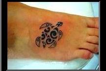Tattoo Idea's / by Kimberly Hamner