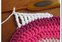 crochet- Basics and tips