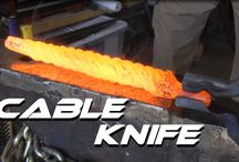 Cable Knives