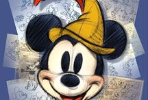 disney drawing
