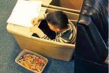 ASD classroom sensory