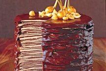 Sucker for Sweets / Ser godare ut än den är..? Crepes cake