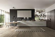 Seta Collection 01 / Kitchen Furniture Design