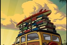 Summer Reads / It may not exactly feel like summer yet in Western Washington, but school's out and vacations are scheduled, so here are some books to kick back and relax with.