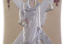 Saint Andrew Greek Orthodox icon