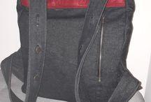 My bags / handmade bags