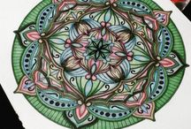 ColorIt Mandala Submissions / Enjoy our beautiful collection of mandala coloring pages from our Mandalas To Color Adult Coloring Book, submitted by none other than our awesome ColorIt fans!