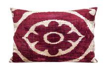ikat yastıklar
