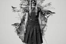 art / by Denise Beach