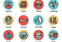Icons Skillshare Inspiration